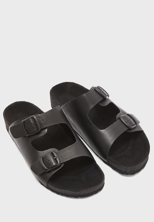 Arch Support Dual Strap Sandals