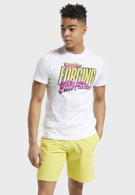 CrossFit 90S Cali T-Shirt