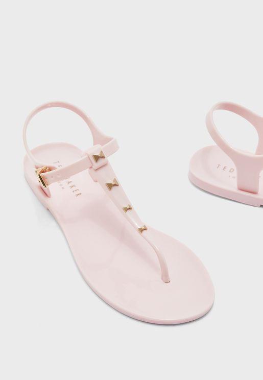 Keiya Flat Sandal