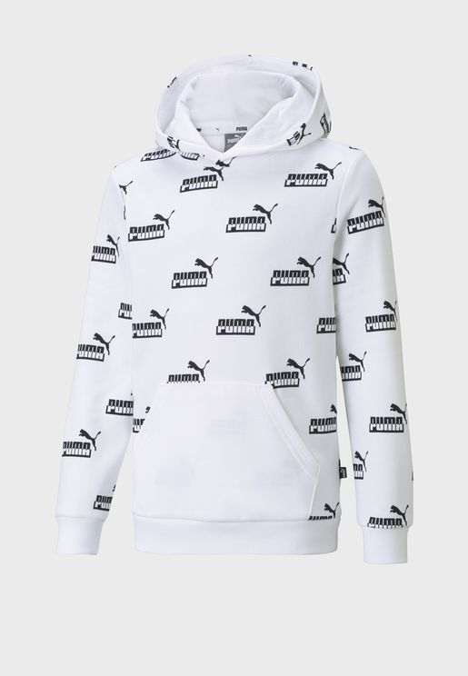 Amplified kids sweater