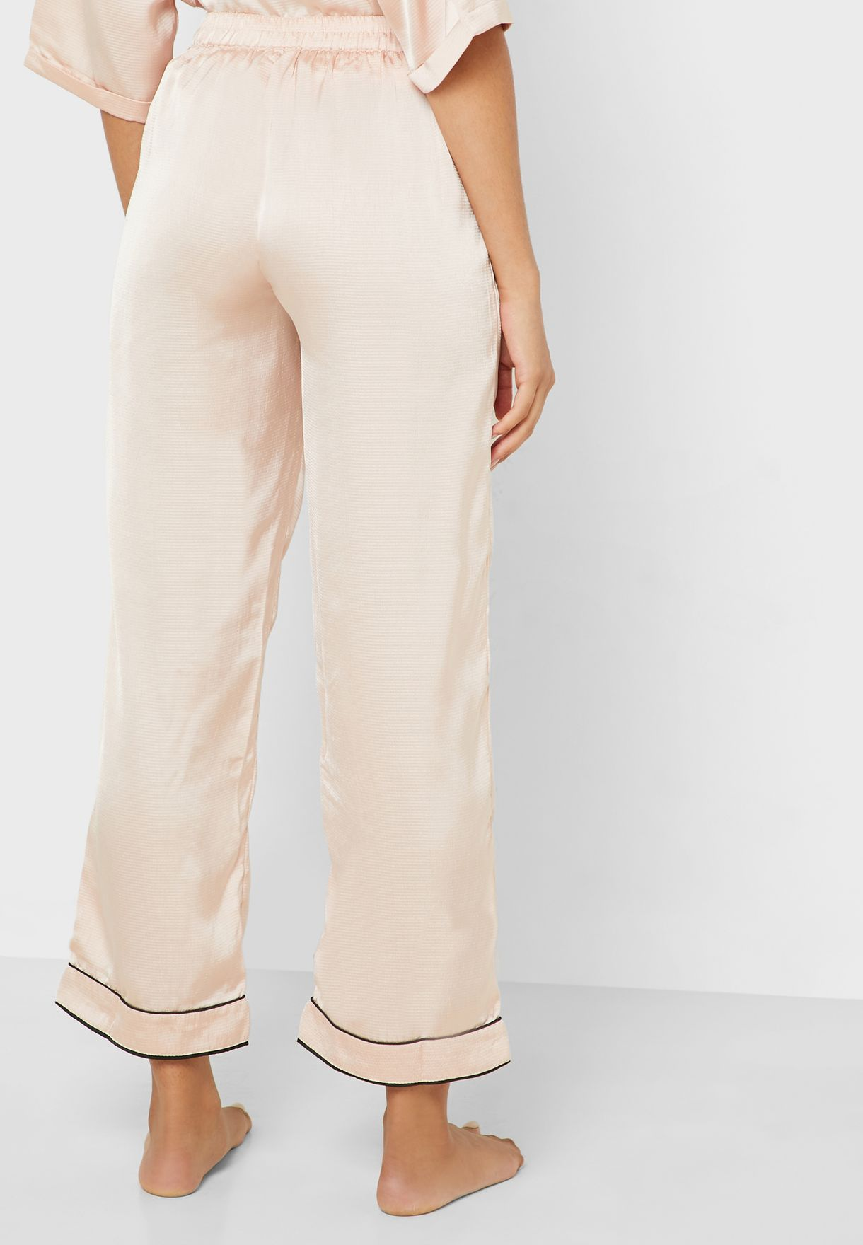 Wide Leg Pyjama
