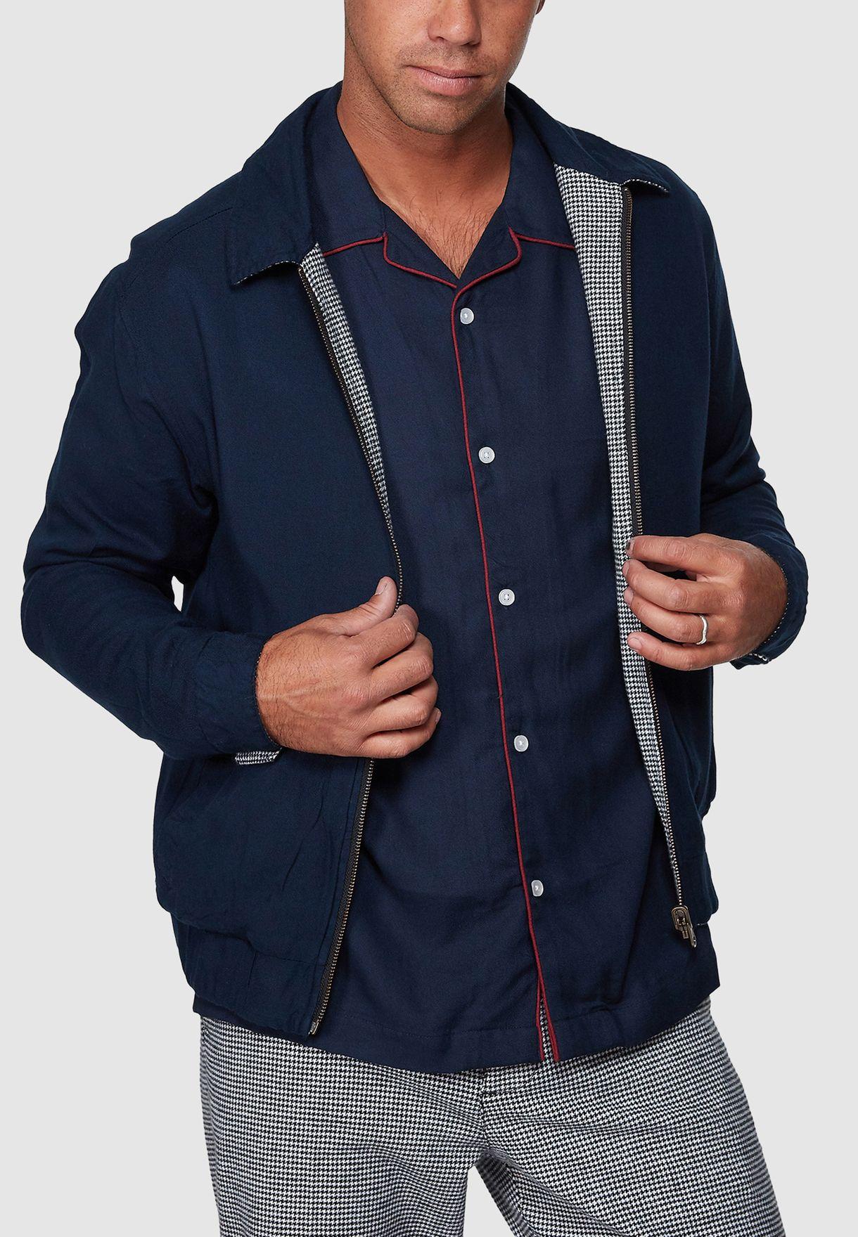 Hi-Grade Reverse Jacket
