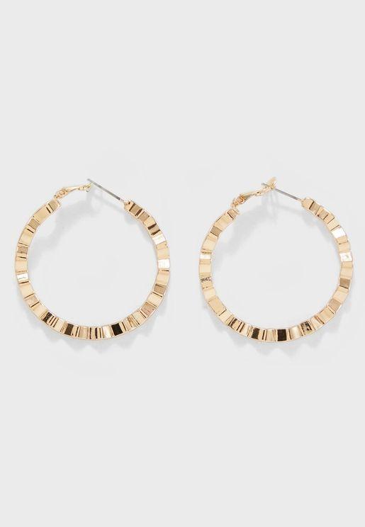 Daniella Hoop Earrings