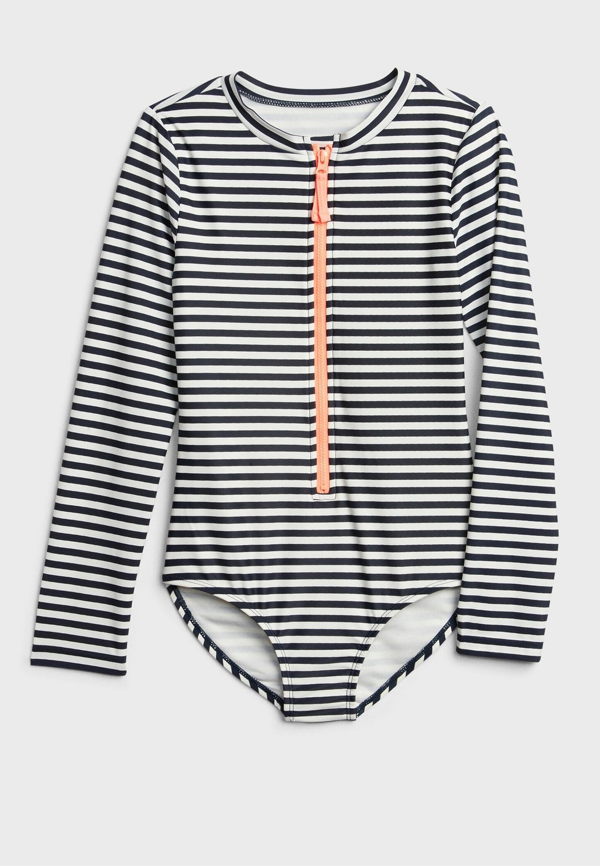 Infant Striped Swimsuit