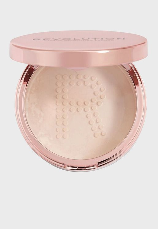 Conceal & Fix Setting Powder Light Pink
