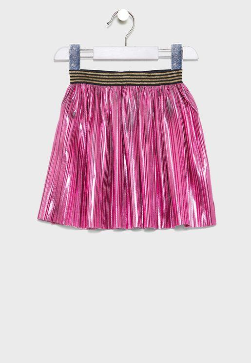 Kids Flared Skirt