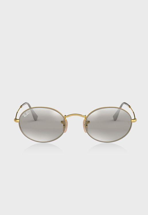 15a9a54a6f6 0RB3447N Round Sunglasses