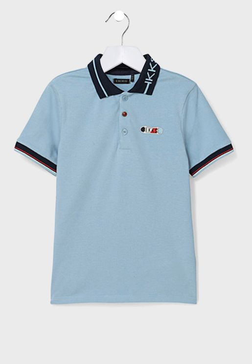 Kids Logo Polo