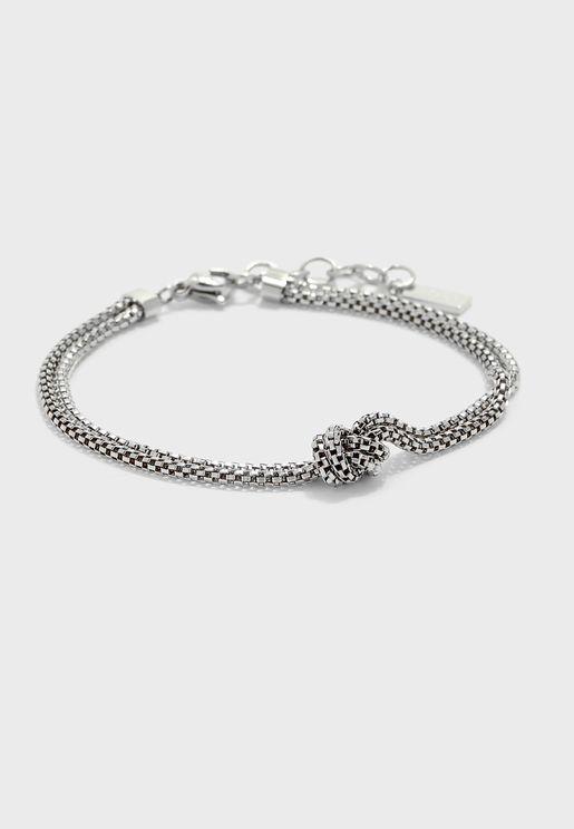 1580079 Rosette Knot Bracelet