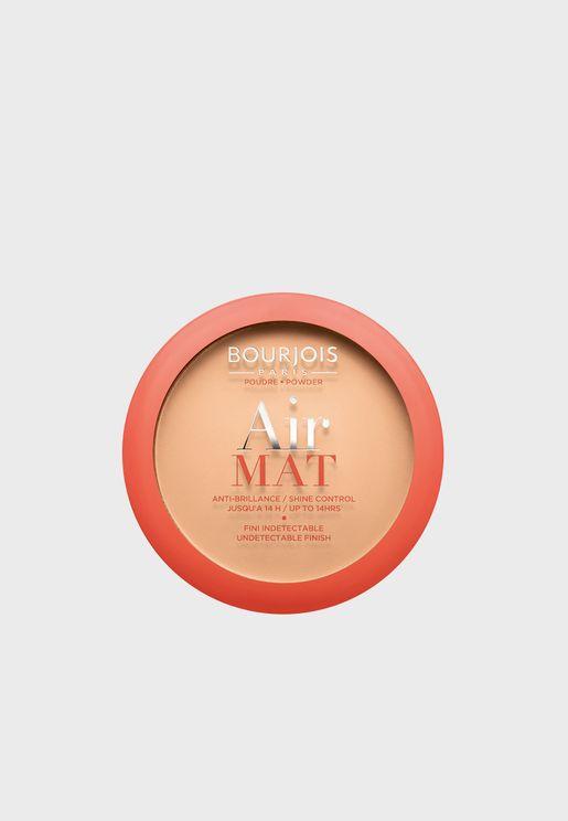 Air Mat Compact Foundation Powder 03 Apricot Beige