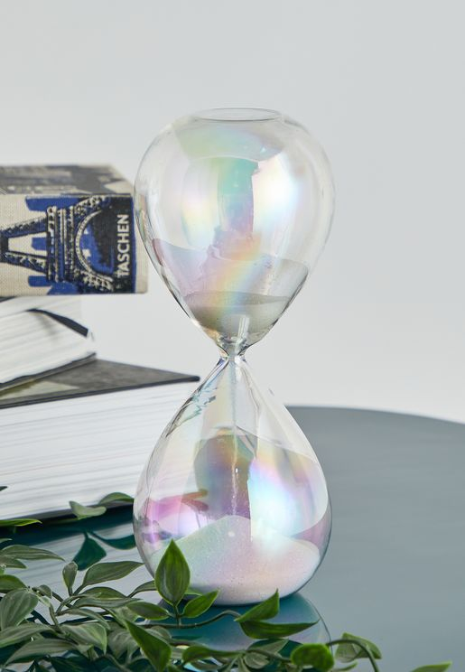 Holographic Sand Timer