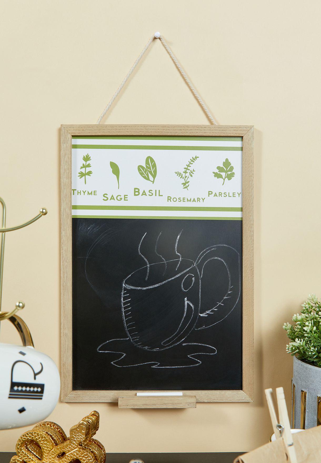 Kendal Chalkboard