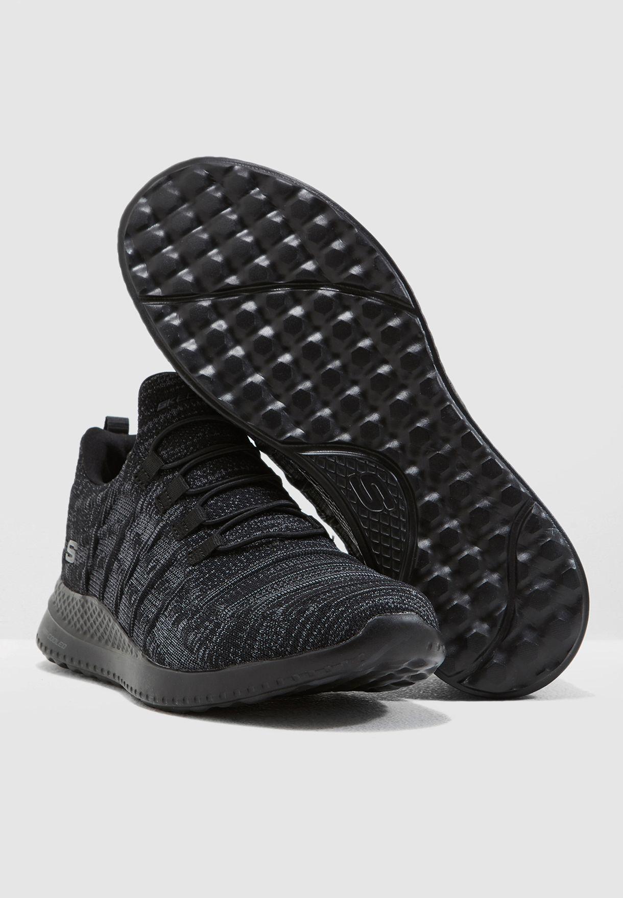 Buy Skechers black Matera for Men in
