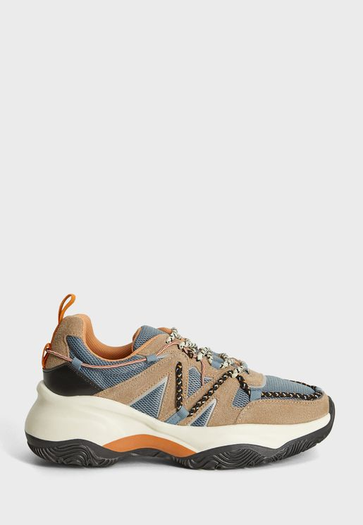 Charley Lace-Up Sneaker