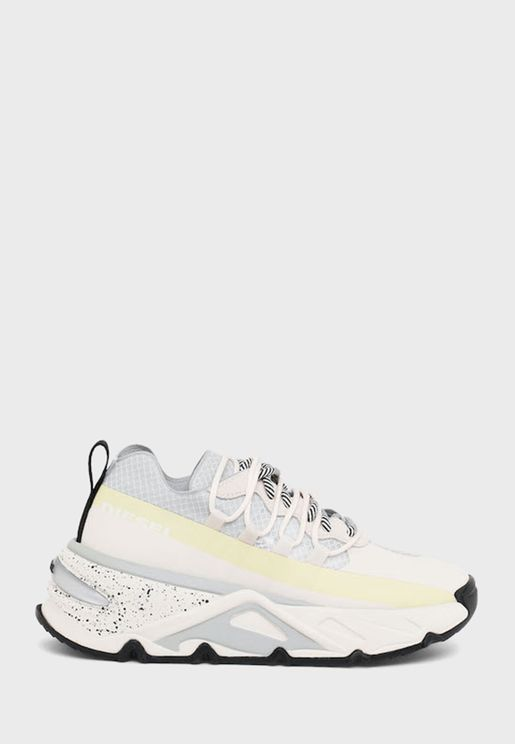 Speckled Sole Chunky Sneaker