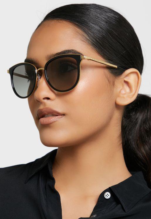 نظارة شمسية مربعة ضد الاشعة  فوق البنفسجية