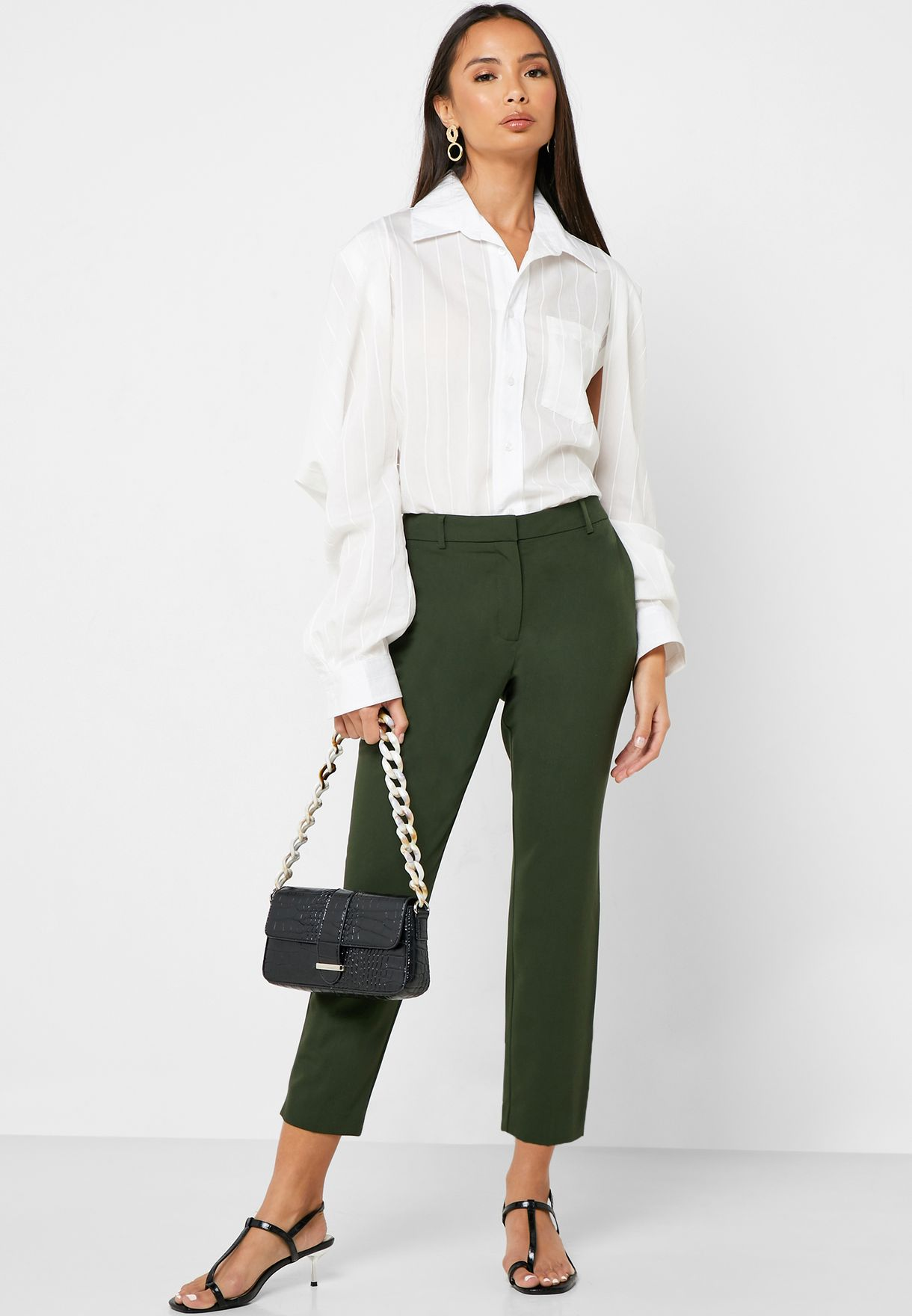 Naples Ankle Grazer Pants