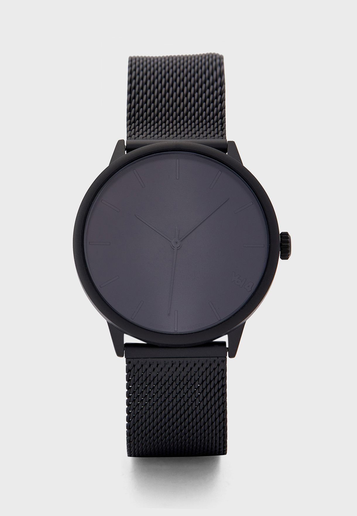 The Nuge Analog Watch