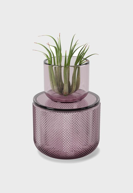 Allira 2 in 1 Vase and Candle Holder