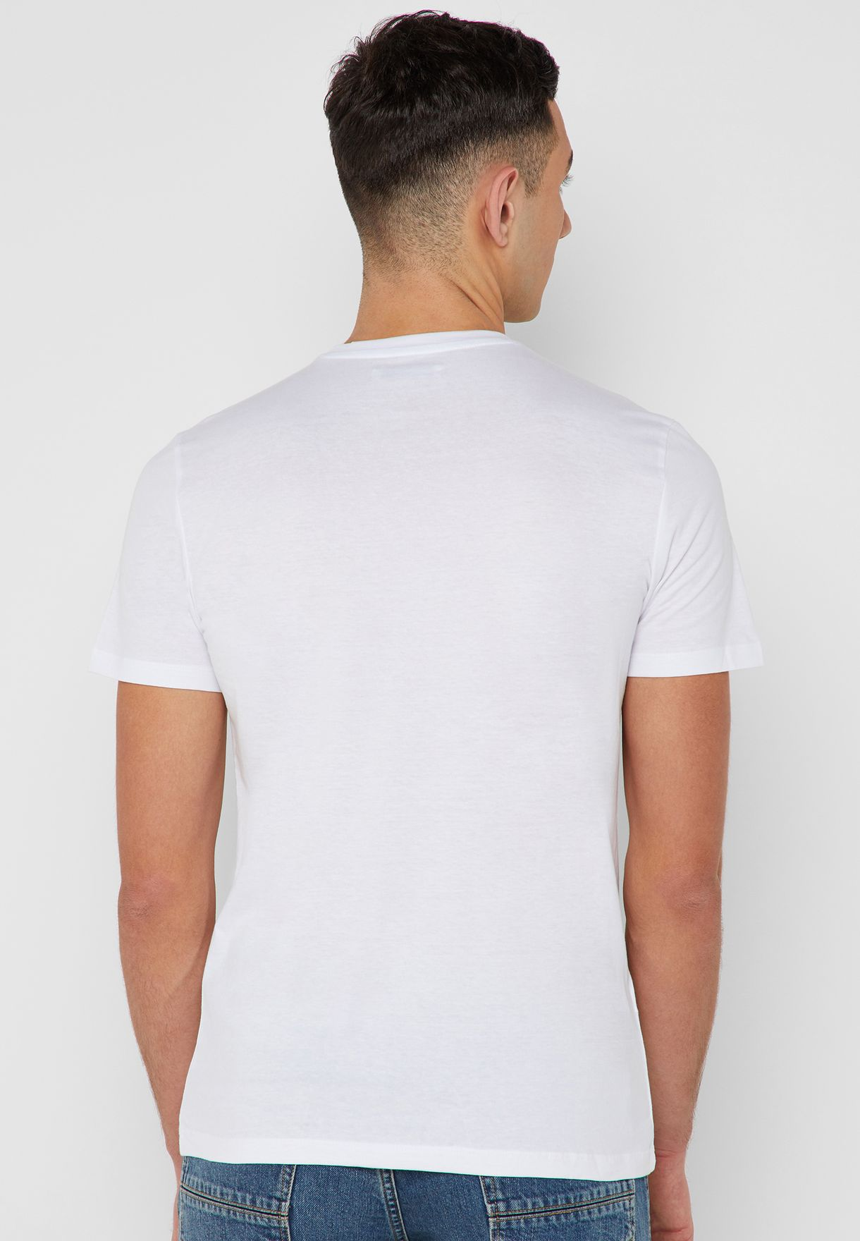 BCN Logo Crew Neck T-Shirt