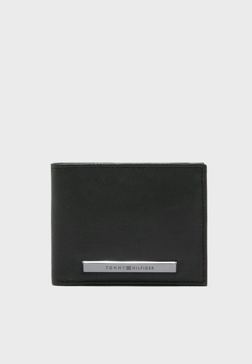 Corp Plaque Mini  Wallet