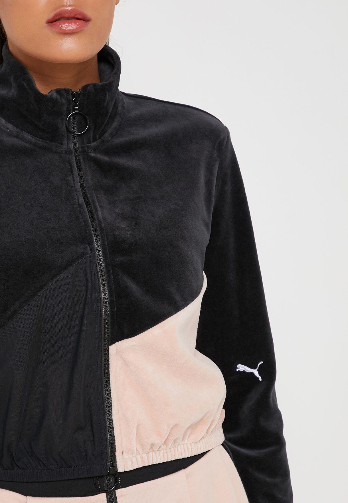 Lama Jouni Rive Gauche Track Jacket