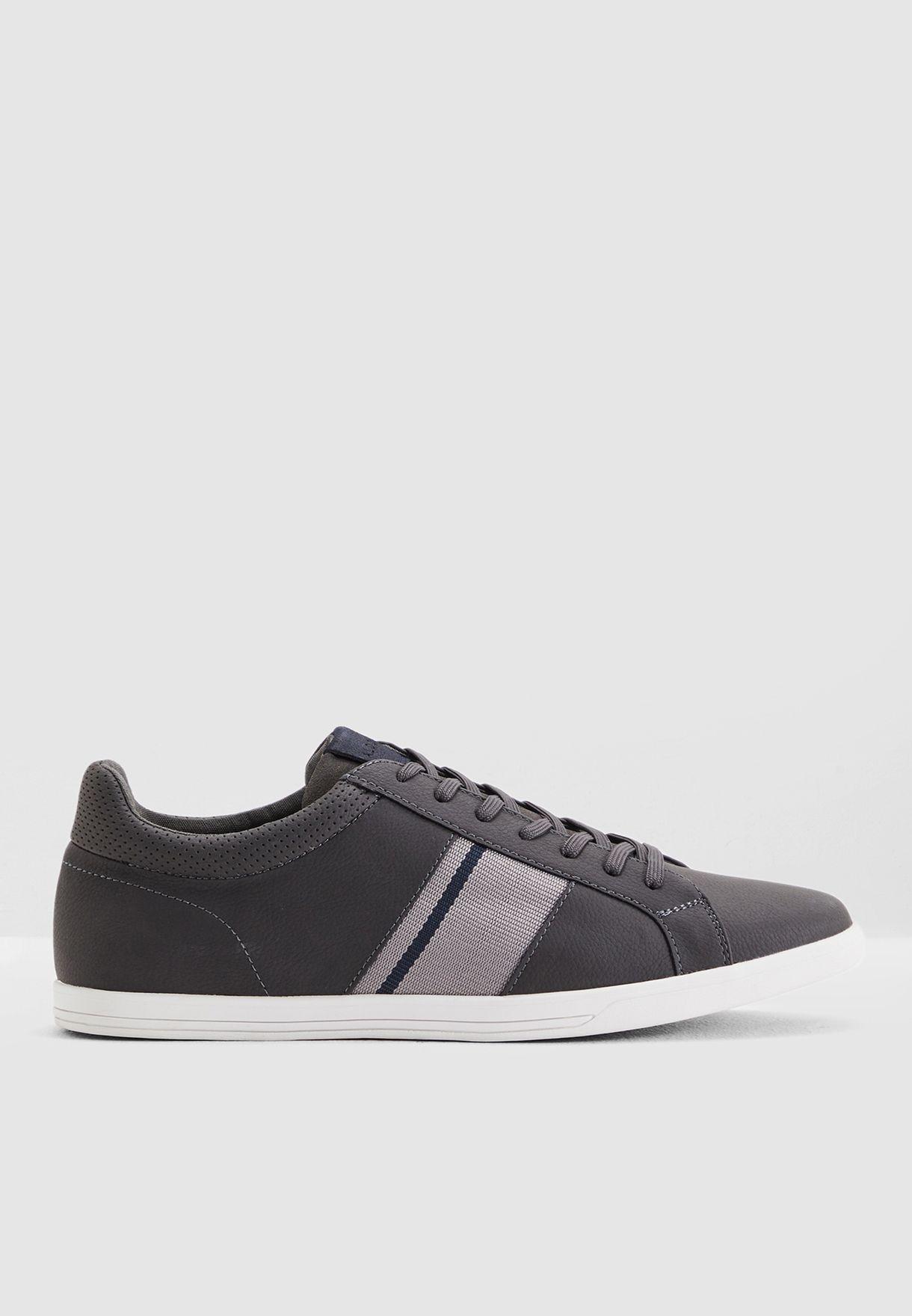 Buy Aldo grey Afericien Sneakers for