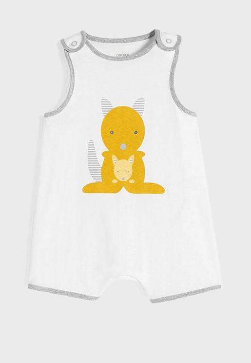 Infant Printed Onesie