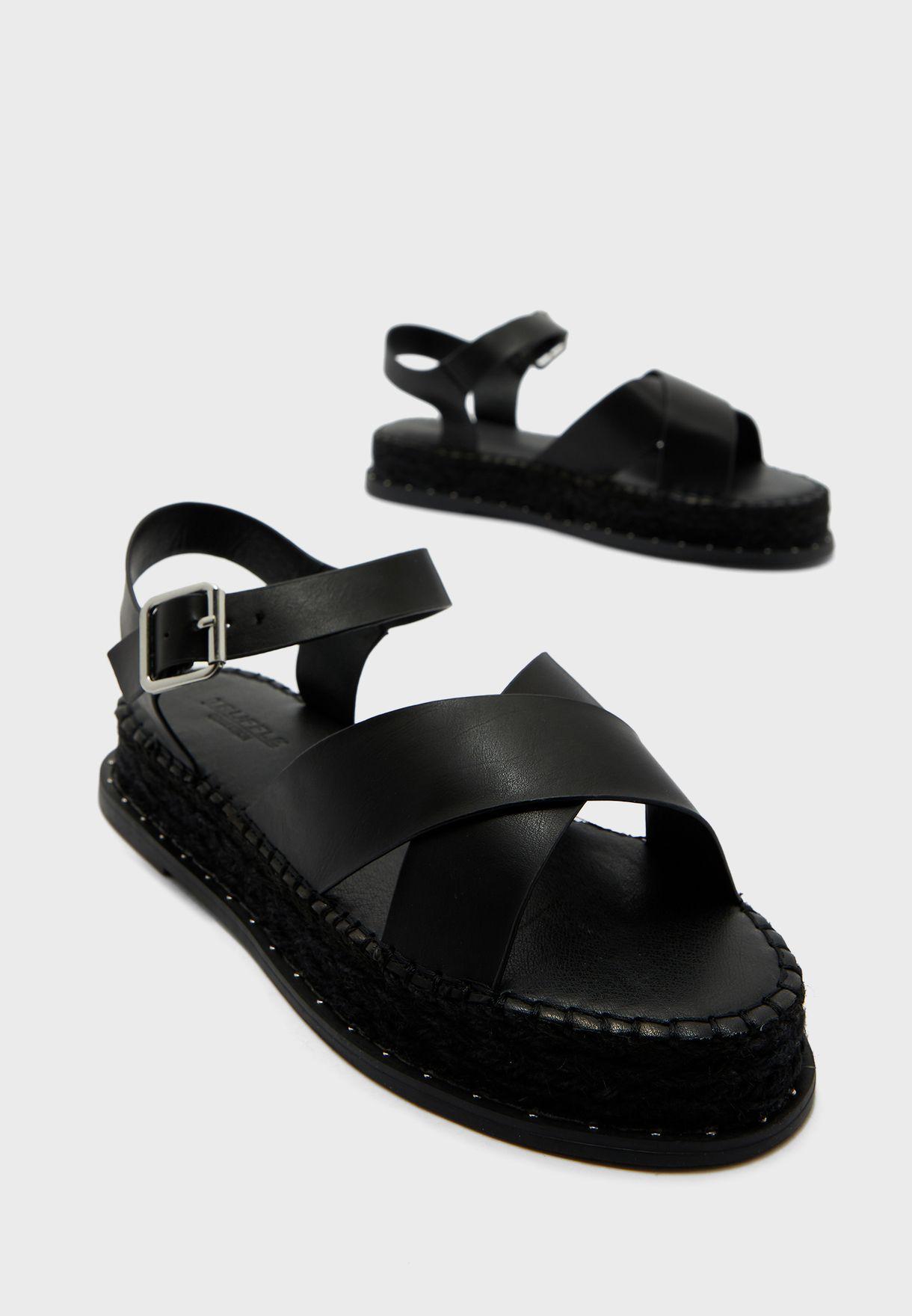 Espadrille Flat Sandals