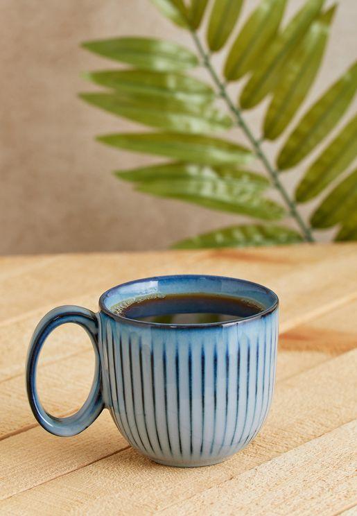 Glaze Ceramic Mug 260Ml