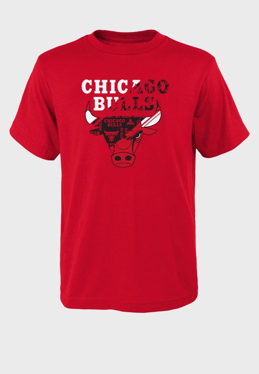 Youth Chicago Bulls Swerve It Up T-Shirt