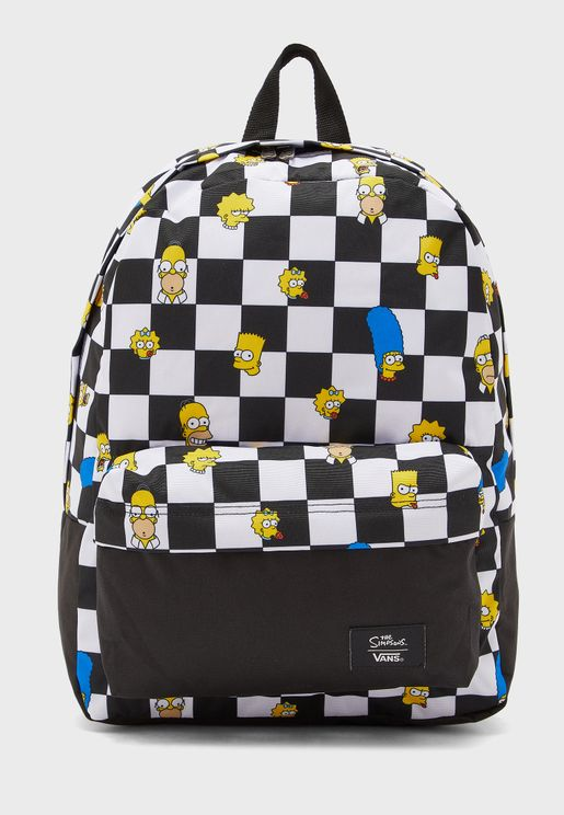 Simpsons Old Skool III Backpack