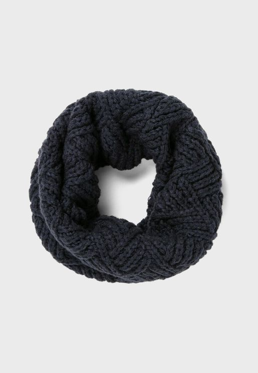 Kids Knitted Scarf