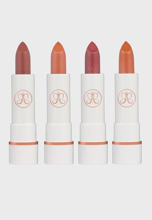 Mini Matte Lipstick Set - Summer