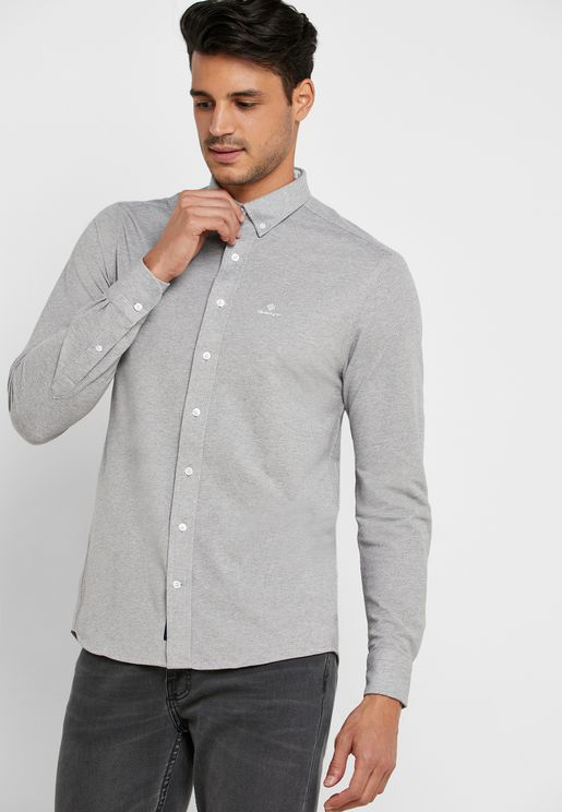 Tech Prep Regular Fit Shirt
