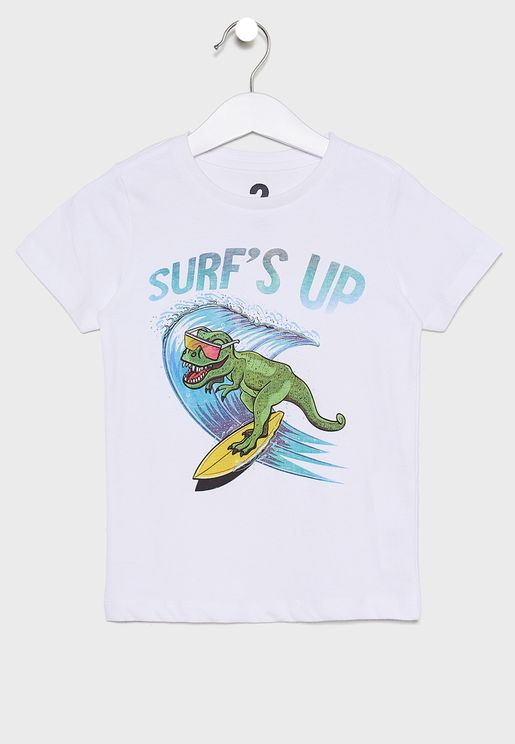 Kids Surfs Up T-Shirt