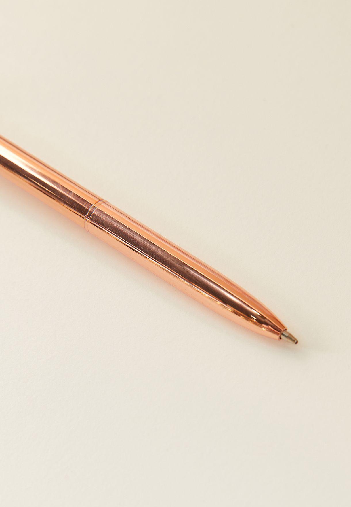 قلم حبر بالماس صناعي