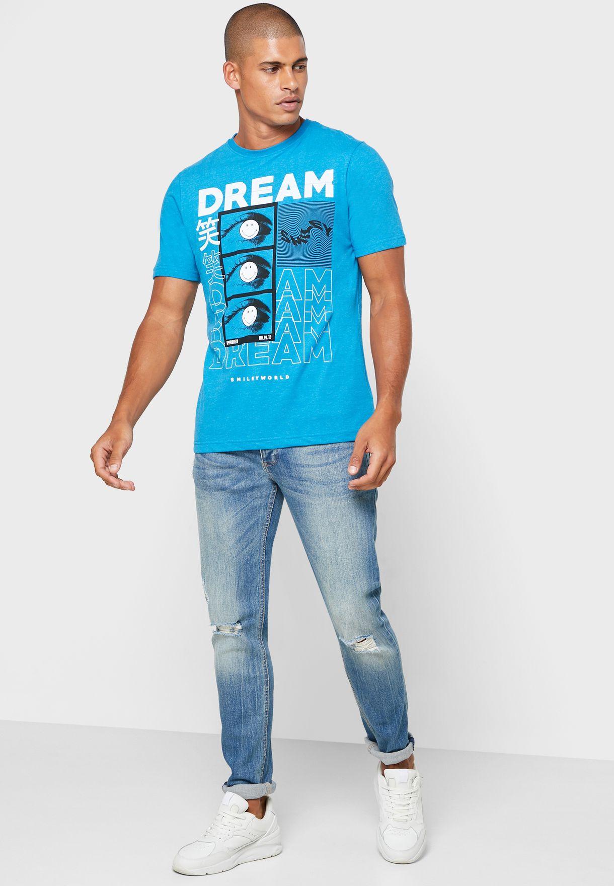 Dream Crew Neck T-Shirt
