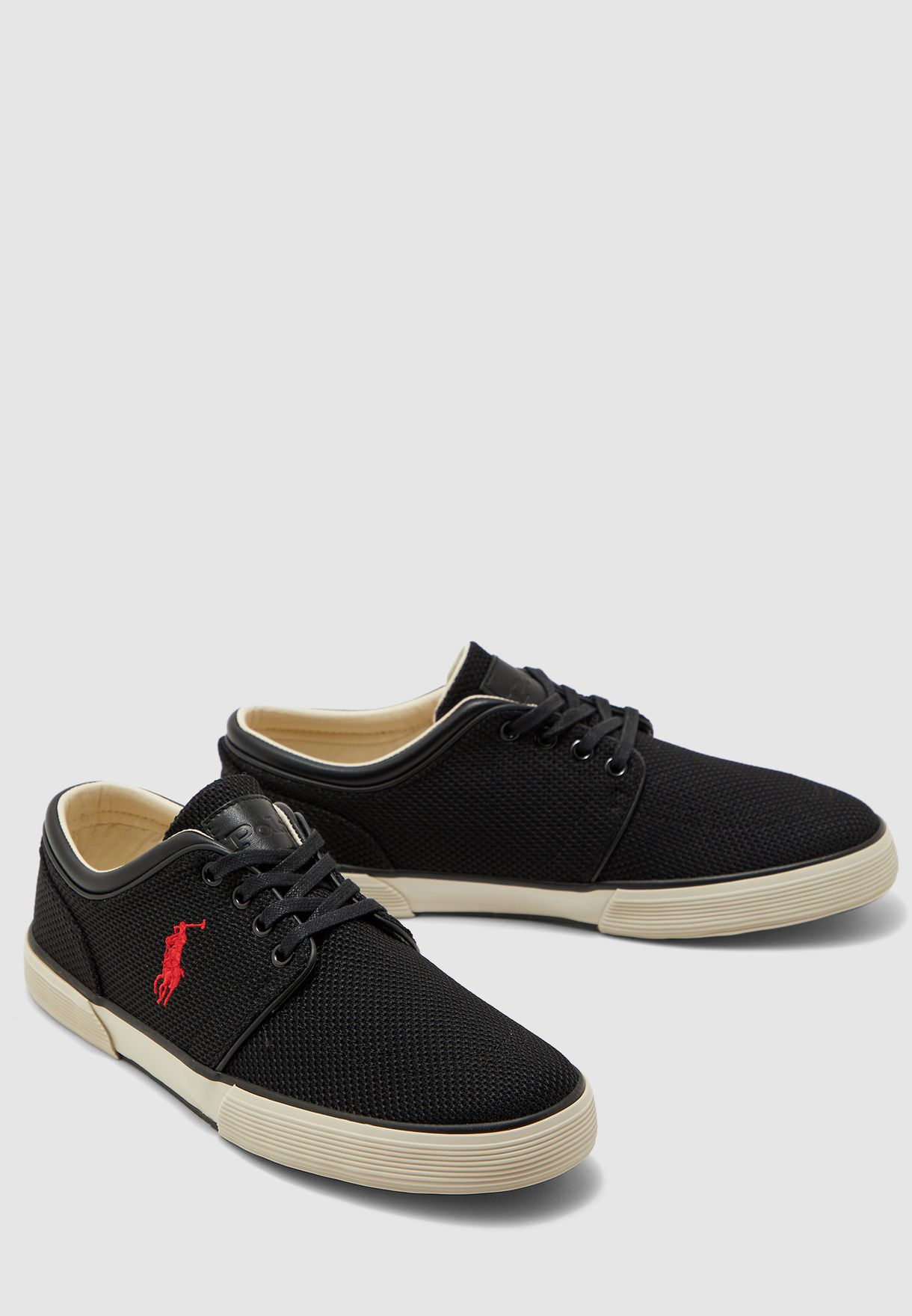 Faxon Mesh Knitted Sneakers