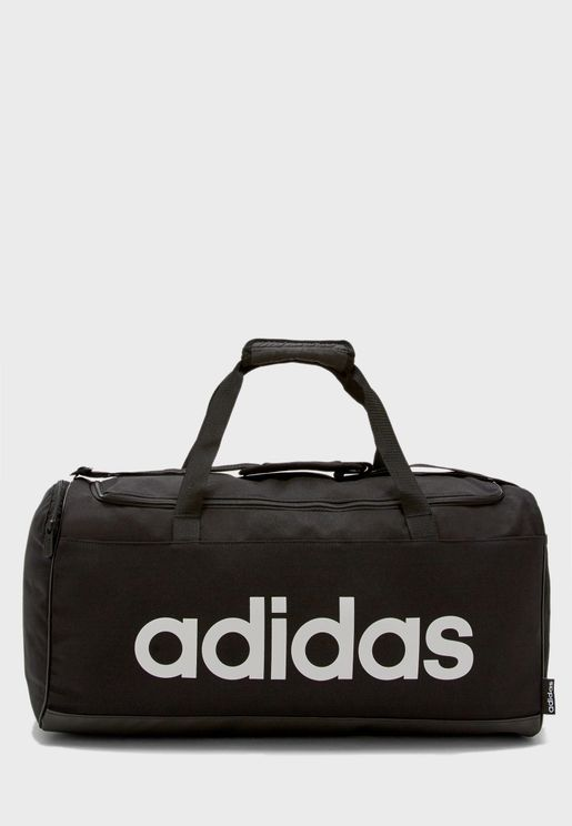 Medium Linear Duffel