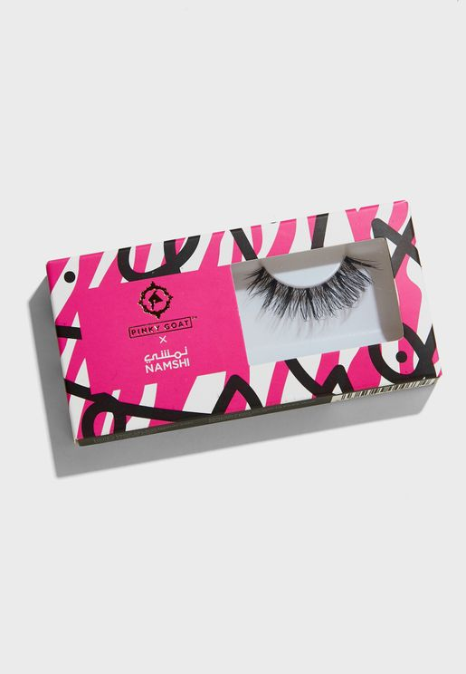 Pinky Goat x Namshi Exclusive Lashes
