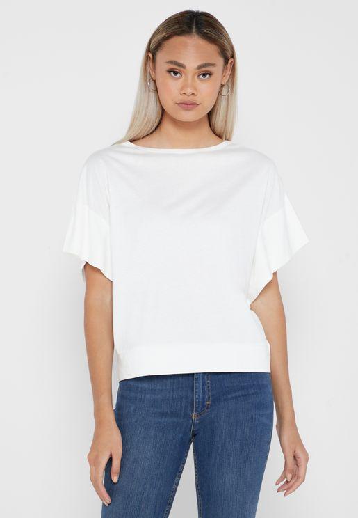 Wide Sleeve T-Shirt