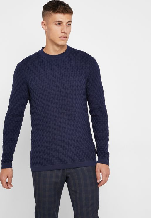 Kent Knitted Sweater