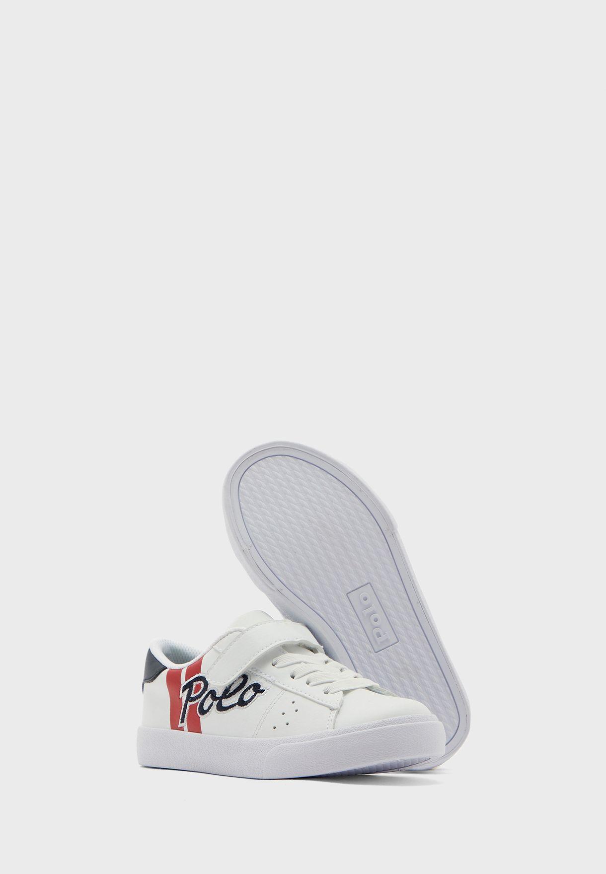 Teen Single Strap Sneaker