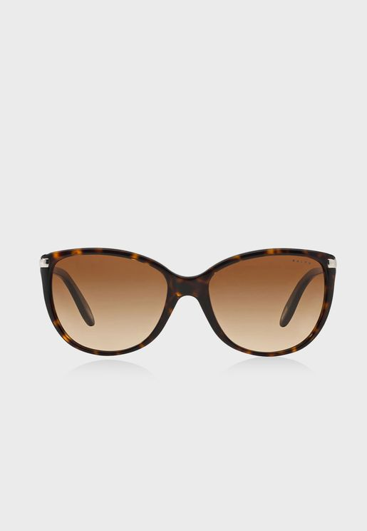 0RA5160 Butterfly Sunglasses