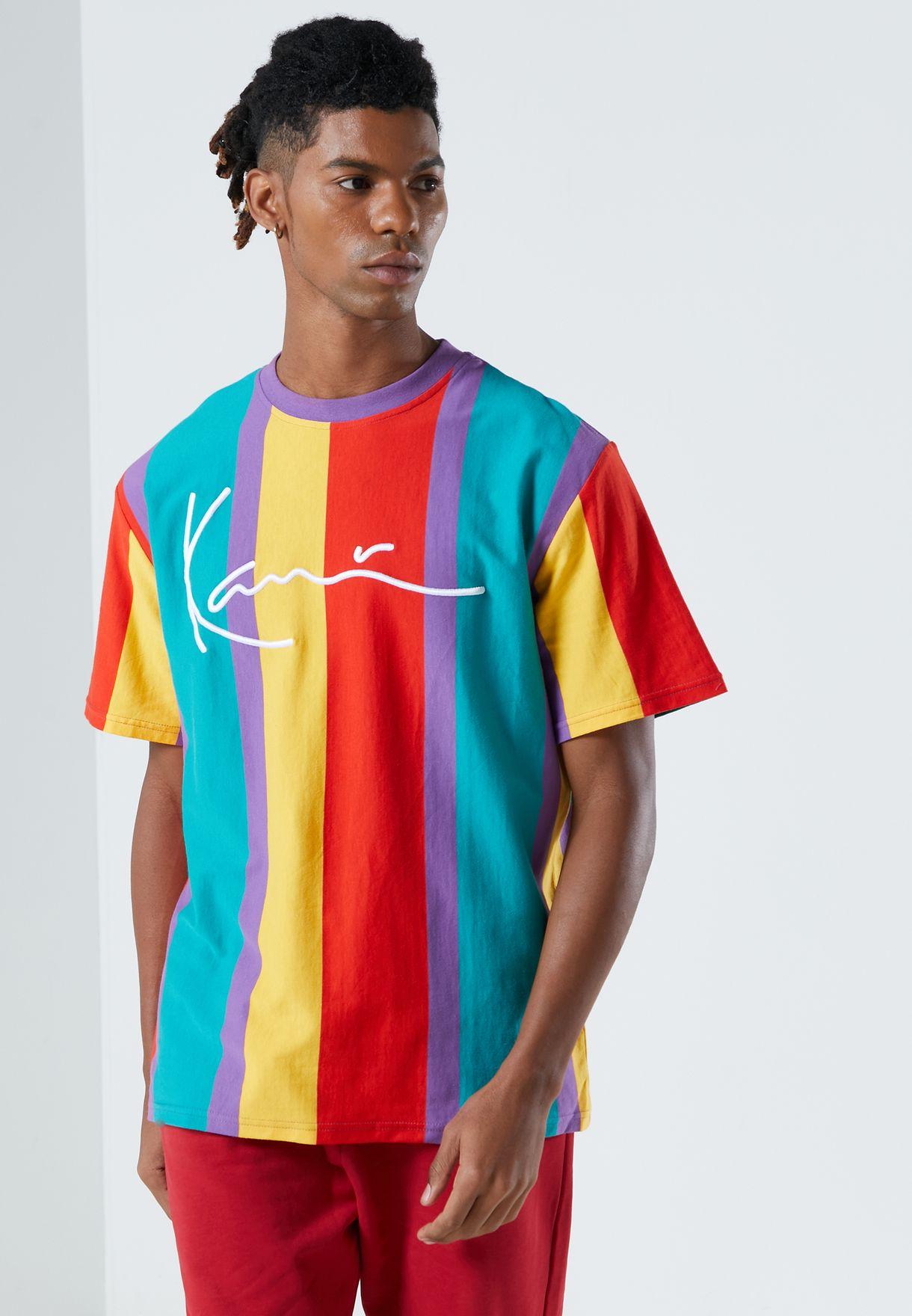 Signature Stripe T-Shirt