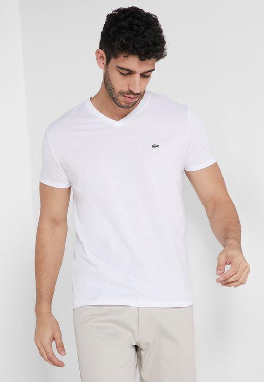 Essential Chest Logo T-Shirt