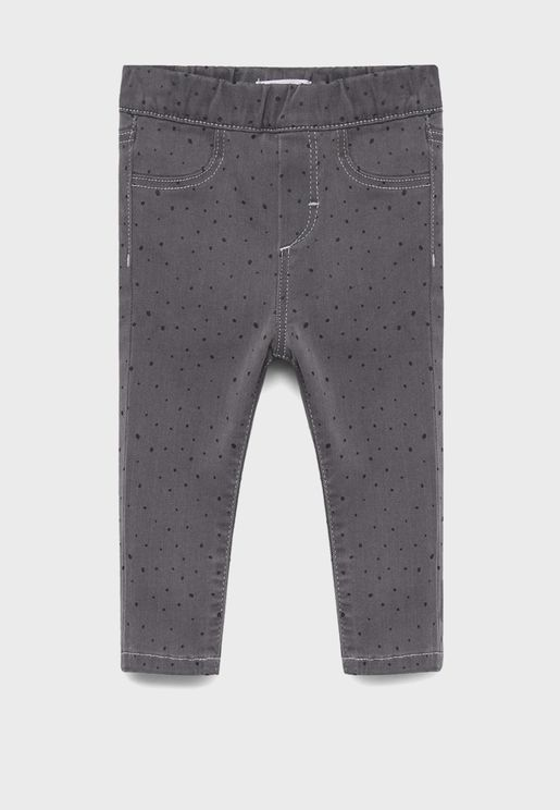 Infant Drawstring Trousers