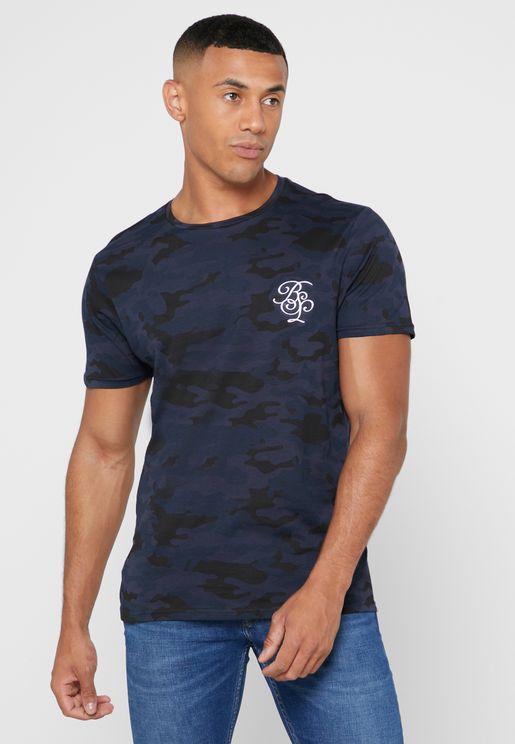 Essential Crew Neck T- Shirt