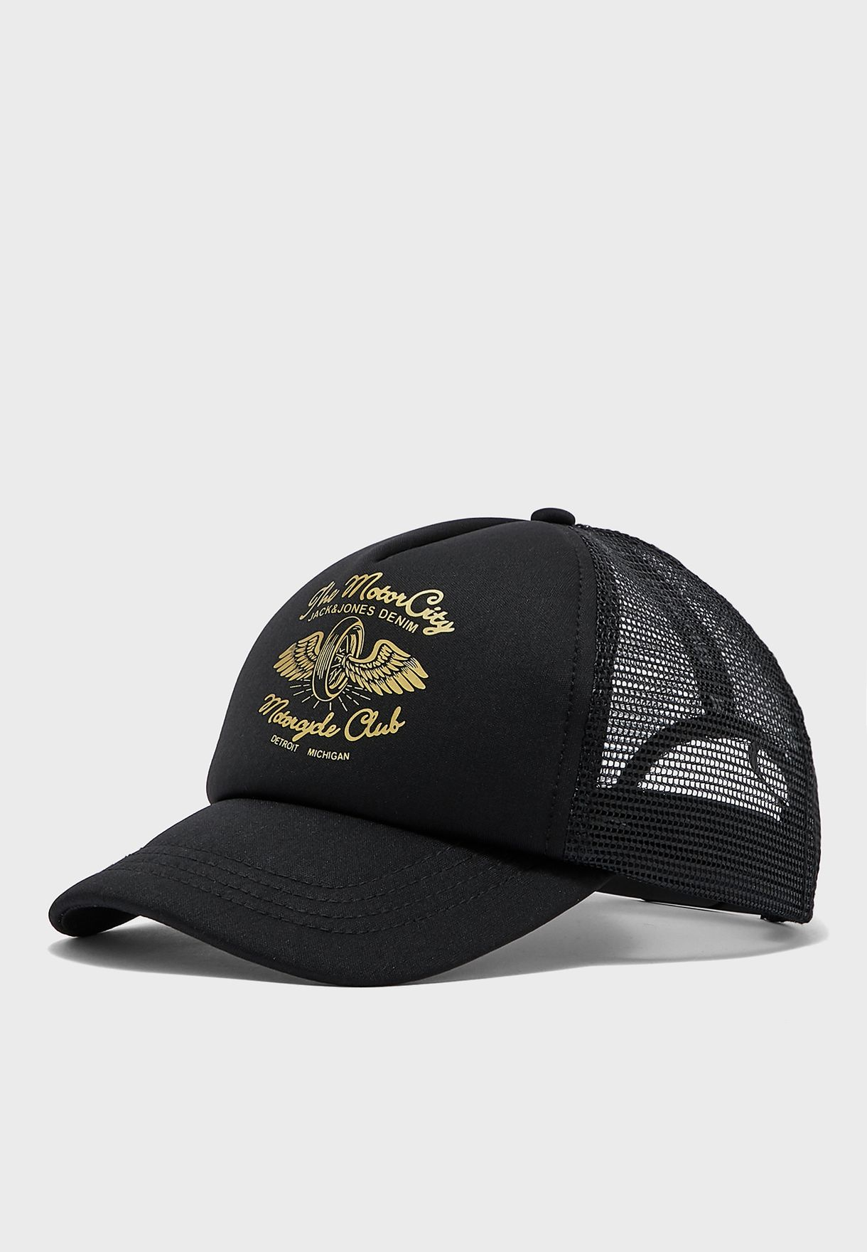 affordable price closer at factory outlets Ace Trucker Cap